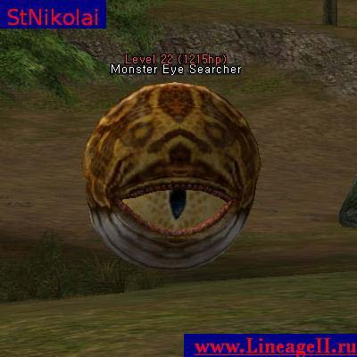 Monster Eye Searcher